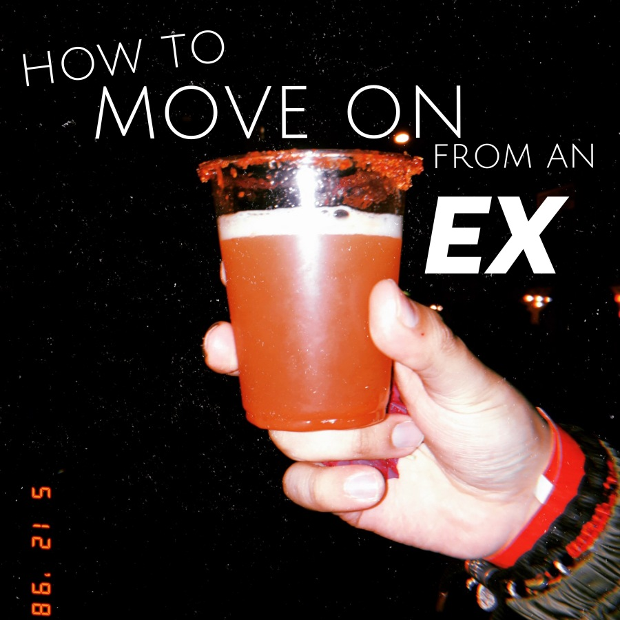 How To Move On From anX