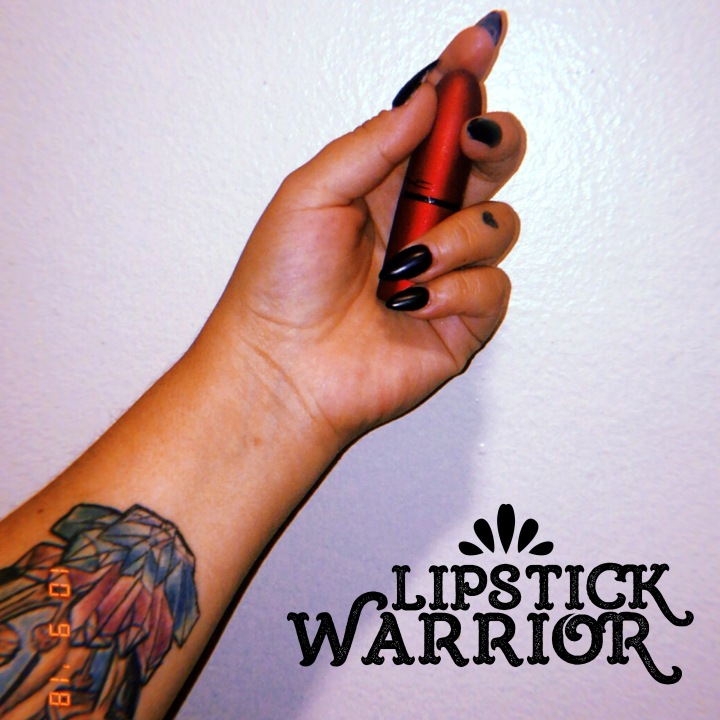 Lipstick Warrior